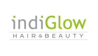 indiGlow Logo hair & Beauty